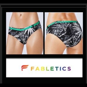 2 for 25.00 Fabletics bikini bottom NWT S